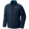 Hardwear Navy - Mountain Hardwear - StretchDown Jacket