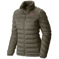 Stone Green - Mountain Hardwear - StretchDown Jacket