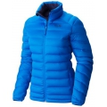 Bright Island Blue - Mountain Hardwear - StretchDown Jacket