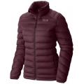 Purple Plum - Mountain Hardwear - StretchDown Jacket