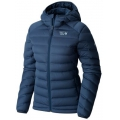 Zinc - Mountain Hardwear - StretchDown Hooded Jacket