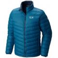 Phoenix Blue - Mountain Hardwear - Micro Ratio Down Jacket