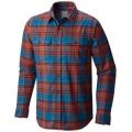 Phoenix Blue - Mountain Hardwear - Stretchstone Long Sleeve Shirt