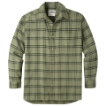 Olive Drab - Mountain Khakis - Peden Plaid Shirt