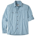 Cornflower Plaid - Mountain Khakis - Men's Trail Creek Long Sleeve Shirt