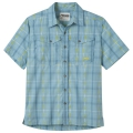 Cornflower - Mountain Khakis - Men's Equatorial Short Sleeve Shirt