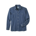 Light Indigo - Mountain Khakis - Men's Ace Indigo Long Sleeve Shirt