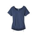 Midnight Blue  - Mountain Khakis - Women's Solitude Short Sleeve Shirt