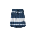 Midnight Blue Tie Dye - Mountain Khakis - Women's Solitude Skirt Relaxed Fit