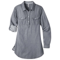 Midnight Blue - Mountain Khakis - Women's Two Ocean Tunic Shirt