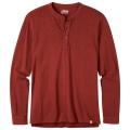 Malbec - Mountain Khakis - Mixter Henley Shirt