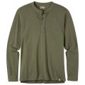 Field Green - Mountain Khakis - Mixter Henley Shirt