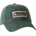 Olive - Mountain Khakis - Soul Patch Cap