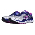 White/Purple - New Balance - 860v6