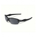 Matte Black/Black Iridium - Oakley - Flak 2.0 Iridium Sunglasses - Men's