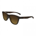 Tortoise-Brown Gradient Polarized - Oakley - Moonlighter Polarized Womens Sunglasses