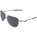 Lead / Black Iridium - Oakley - Tailpin Sunglasses