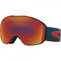 Red Legion Blue / Prizm Torch / Prizm Sapphire - Oakley - Airbrake XL PRIZM Snow Goggle