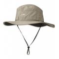 Khaki/Dark Grey - Outdoor Research - Women's Solar Roller Sun Hat