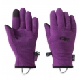 Orchid - Outdoor Research - Kids' Fuzzy Sensor Gloves