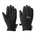 Black - Outdoor Research - Kids' Fuzzy Sensor Gloves