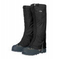 Black - Outdoor Research - Men's Verglas Gaiters