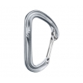 Polished - Black Diamond - HoodWire Carabiner