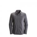 Smoke - Black Diamond - Men's L/S Chambray Modernist Shirt