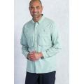 Desert Sage - ExOfficio - Men's Air Strip Long Sleeve Shirt