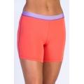 Hot Coral - ExOfficio - Women's Give-N-Go Sport Mesh 4'' Boy Short