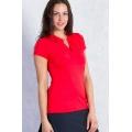 Sriracha - ExOfficio - Women's Wanderlux Henley Short Sleeve Shirt