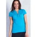 Deep Sea - ExOfficio - Women's Wanderlux Henley Short Sleeve Shirt