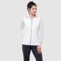 White - Kuhl - Women's Spyfire Hooded Vest