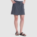 CHARCOAL HEATHER - Kuhl - Women's Mova Skort