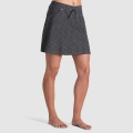 DARK HEATHER - Kuhl - Women's Mova Skort