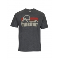 Charcoal Heather - Marmot - Men's Marmot Coastal Tee SS