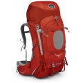 Vermillion Red - Osprey Packs - Ariel 65