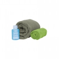 Cobalt / Pacific - Sea to Summit - Tek Towel Wash Kit