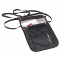 Black - Sea to Summit - Travelling Light Neck Pouch