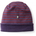 Mountain Purple Hthr - Smartwool - NTS Mid 250 Reversible Pattern Cuffed Beanie