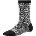 Black - Smartwool - Women's Traditional Snowflake
