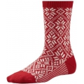 Crimson - Smartwool - Women's Traditional Snowflake