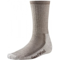 Taupe - Smartwool - Hike Medium Crew