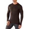 Taupe - Smartwool - Men's NTS Micro 150 Pattern Crew