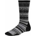Black - Smartwool - Ethno Graphic Crew