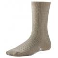 Oatmeal Heather - Smartwool - Cable II Socks