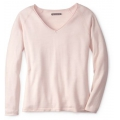 Pink Horizon - Smartwool - Women's Granite Falls V-Neck