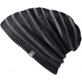 Charcoal Heather - Smartwool - Reversible Slouch Beanie
