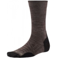 Taupe - Smartwool - PhD Outdoor Light Crew
