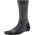 Medium Gray - Smartwool - PhD Outdoor Light Crew